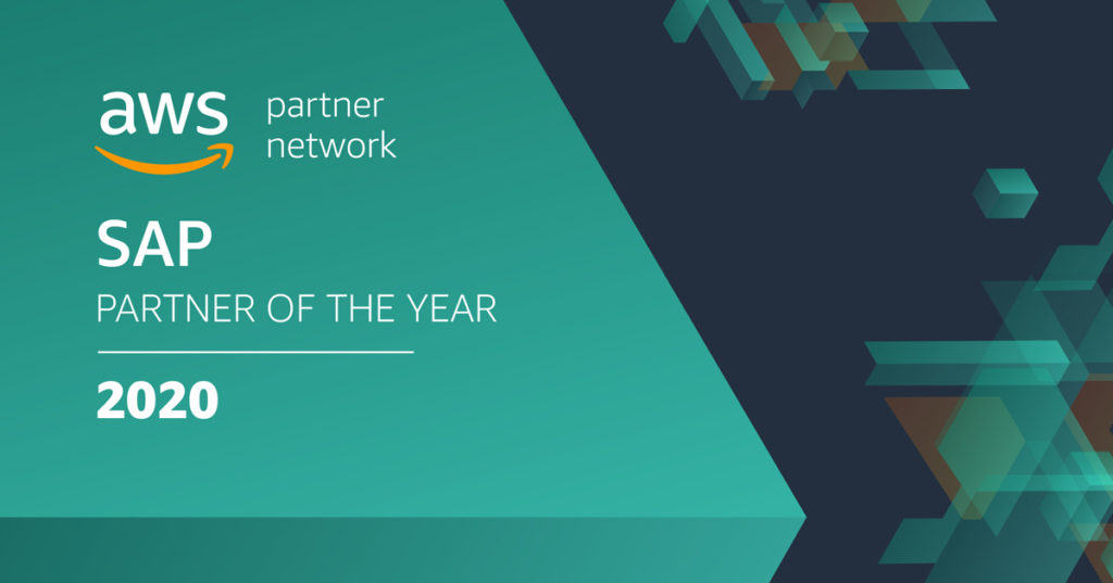 ETZ Global Wins APN SAP Partner of the Year Award 2020